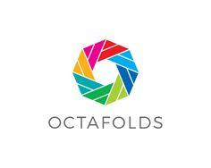 Octafolds Logo design - Nice octagon design ... Price $350.00