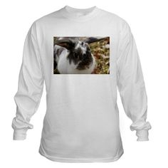 Lop Bunny Rabbit Long Sleeve T-Shirt @ www.cafepress.com for $21.99