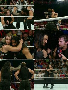 They were the best team!!! I am hoping for Ambreigns together again. #TheShield  #BelieveinAmbreigns. #WWE pic.twitter.com/mmL6dNjEwR