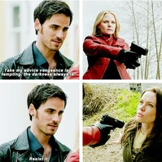 "Hook - 4 * 19 ""Lily"" #CaptainSwan"