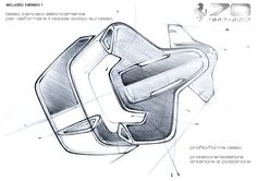 "Mein @Behance-Projekt: ""Monoposto/interno Ispirazione Ferrari"" https://www.behance.net/gallery/55244757/Monopostointerno-Ispirazione-Ferrari"