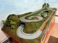 Tyneside Club Rally Track - SlotForum