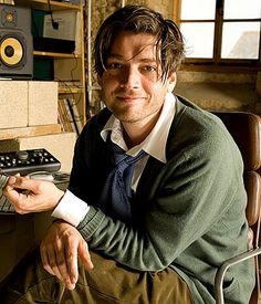 Blur bassist Alex James