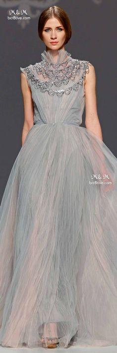 M & M: Barcelona Bridal Week Spring 2015