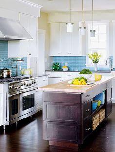 Красивые идеи оформления кухонного фартука (ФОТО) фартук,фартук для кухни,кухня,дизайн кухни