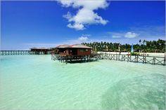 Pulau Derawan, Indonesia