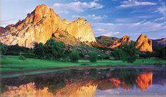Beautiful Colorado Springs