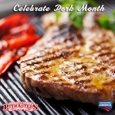 Pork is one of the most commonly eaten meats in the world. No wonder there are a multitude of ways to prepare this tasty meat. This guide contains recipes for grilling pork. Skillet Pork Chops, Bbq Pitmasters, Grilled Pork, Barbecue Sauce, Pork Roast, Coleslaw, Tasty Dishes, Lasagna, Grilling