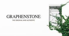 GRAPHENSTONE THE ORIGINAL & AUTHENTIC | Absorbs CO2 (3 buckets of 15L = 1 tree of 250kg/year).
