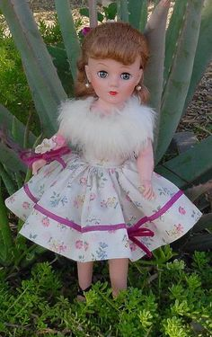 Little Miss Revlon doll,  I have one! from the late 50's - Mom bought one for my sister and one for me.