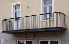 Balkone und Balkonanlagen planen & bauen wir für Sie - Bau- und Kunstschlosserei Quooß, Metallbau