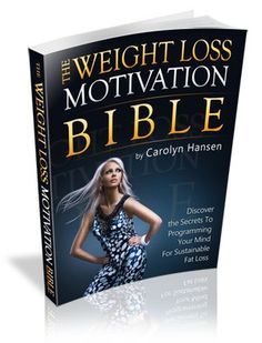 Weight loss motivation bible We Love 2 Promote http://welove2promote.com/product/weight-loss-motivation-bible/ #promotion