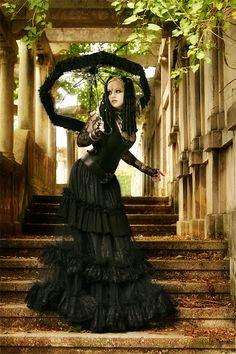 Dark Gothic Photo Gallery | Gothic girls gallery - Dark art pictures
