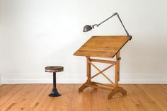 Homestead Seattle: Drafting table