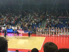 USA Women's National Volleyball Team 2014
