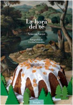 La hora del té, es el primer libro individual de Ximena Sáenz, Cocineros Argentinos, que reúne más de 40 recetas ideales para armar ricas mesas de té. Incluye recetas saladas como el pan fácil sin amasado, las madeleines de queso, crêpes de salmón ahumado y paté con hongos secos además de una gran variedad de recetas dulces.  #RECOMENDADO