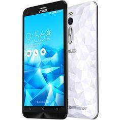 ASUS ZE551ML Quad-Core 4G Phone w/ 4GB RAM, 64GB ROM - White