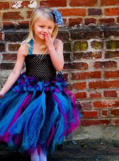 LOOOOVE this skirt. Wild Child Tutu Dress by roshalsaenz on Etsy, $45.00