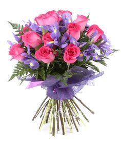 Frumusețe electrizantă Iris, Floral Wreath, Wreaths, Home Decor, Irise, Decoration Home, Room Decor, Irises, Bouquet