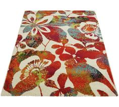 Buy Colpop Hawaii Rug - 120x170cm - Multicoloured at Argos.co.uk - Your Online Shop for Rugs and mats, Home furnishings, Home and garden.