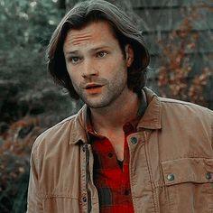 Supernatural Seasons, Supernatural Fandom, The Boy King, Sam And Dean Winchester, Two Brothers, The Brethren, Jared Padalecki, Man Crush, Handsome