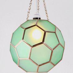 Beautiful hexagon lighting