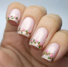 Best Nails Art Ideas For Spring Cherry Blossoms 31 Ideas