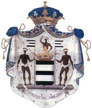 The Saint Mauris coat of arms