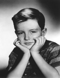 Beaver...what a cute kid and great actor!