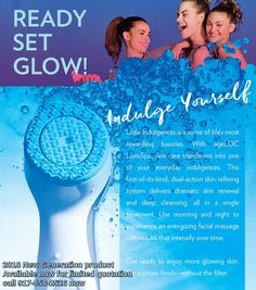 ageLOC® LumiSpa® is suitable for any skin-conscious adult seeking ways to minimize the visible signs of aging or to maintain and promote healthy, youthful looking skin. What is your skin type? Nu Skin, Ap 24, Galvanic Spa, Facial Care, Skin So Soft, Beauty Essentials, Body Butter, Anti Aging Skin Care, Beauty Skin