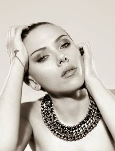Scarlett Johansson for Dazed & Confused, Spring 2014