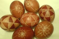 Ukrainian Cuisine Weekly - Week 11 - Ukrainian Easter Eggs - Tour 2 Go