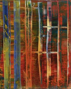 Tableau abstrait » Retrospektive » Expositions » Gerhard Richter