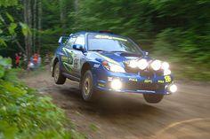 STi  Rally America  199 Travis Pastrana