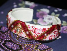Sanagi Atelier bangle art with Nail Art technics