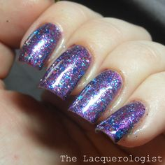 The Lacquerologist: More Shimmer Polish: Cindy, Linna, Lorene, Stephanie, and Tiffany Swatches and Review!