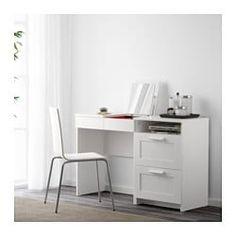 BRIMNES Toucador + cómoda, branco - - - IKEA