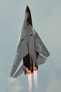 talant-de-bien-faire:  F-111 going vertical.
