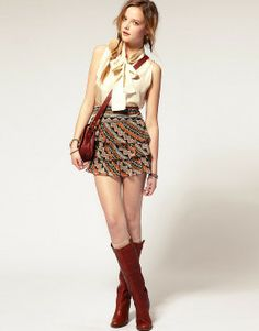 70s girls fashion popular outfits from the s