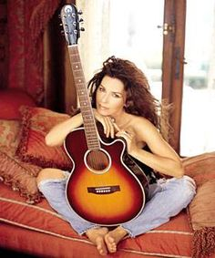 Shania Twain Las Vegas tickets for Caesars Palace - Colosseum! Check the 2013 Shania Twain schedule for dates and times for the Shania Twain concert tour! Country Music Stars, Country Music Singers, Country Artists, Estilo Cowgirl, Cowgirl Chic, Musica Country, Guitar Girl, Van Halen, Models