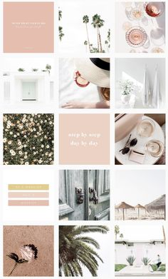 Stock Photography - Photography Tips You Have To Know About Instagram Design, Instagram Feed Tips, Instagram Feed Layout, Instagram Grid, Pink Instagram, Instagram Posts, Instagram Worthy, Designers Gráficos, Inspiration
