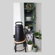 #kwantuminhuis Opbergzak CACTUS @co_en_zo Kettle, Cactus, Kitchen Appliances, Instagram Posts, Home Decor, Diy Kitchen Appliances, Teapot, Home Appliances, Decoration Home