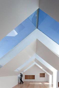 채광이 좋은 지붕창 낮과 밤이 아름다운 집 : 네이버 블로그