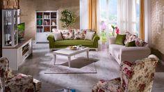 Ev Dekorasyonunda Yeni Fikirler İki Renk Koltuk Modelleri   Kadın Portalı
