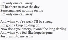 Charlie Puth - One Call Away One Call Away, Music Hits, Charlie Puth, No Worries, How Are You Feeling, Feelings, Day, Quotes, Qoutes