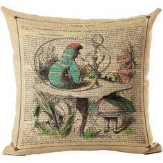 Vintage Alice In Wonderland *16 Different Designs Available