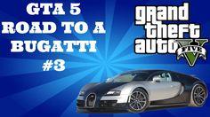 "GTA 5 Online - Road To A Bugatti #3 - ""ZOMBIE TOWN!"" (GTA V Online)"