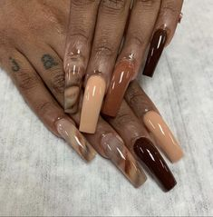 Perfect Nails, Gorgeous Nails, Pretty Nails, Acrylic Nails Nude, Summer Acrylic Nails, Exotic Nails, Aycrlic Nails, Coffin Nails, Fire Nails