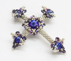 Vienna by Sabine Lippert from Try to Bead website.