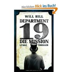 Hill: Department 19 - Die Mission